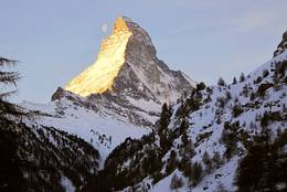 Matterhorn (4478 m), Pennine Alps, Switzerland