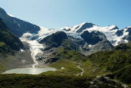 Stein Glacier, Canton of Berne, Switzerland