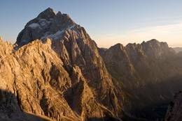Jalovec (2645 m) - Julian Alps