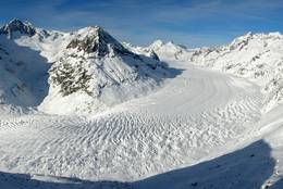 Aletsch Glacier – a precious part of the alpine world