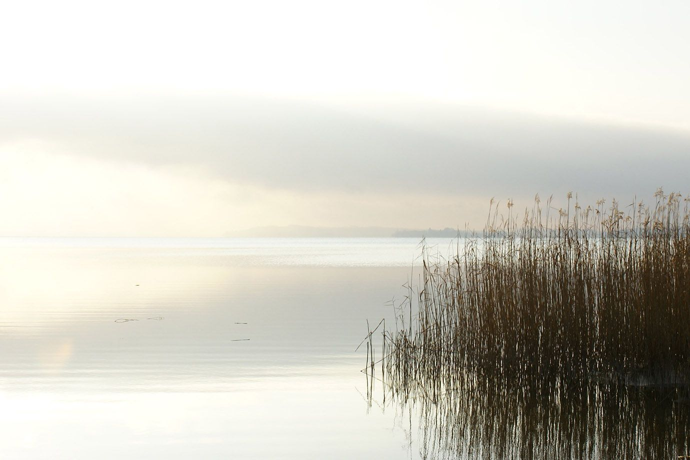 Silence at the Chiemsee